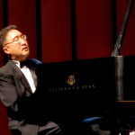 Michael Kim performing Rhapsody In Blue